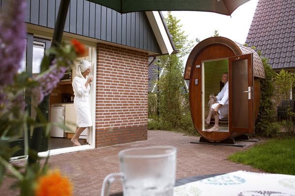 Prive sauna in de Achterhoek